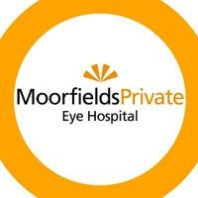 Moorfields Private Eye Hospital logo